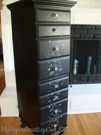 Picture of repurposed chest